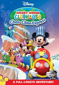 Mickey Mouse Clubhouse Mickey's Choo Choo Express (DVD)