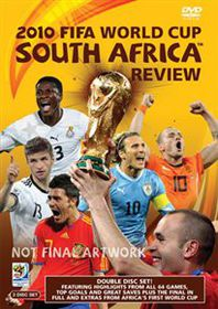 Official 2010 World Cup South Africa Review, The - (Import DVD)
