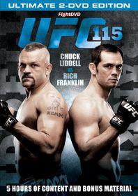 Ultimate Fighting Championship: 115 - Liddell Vs Franklin - (Import DVD)