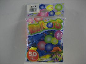 50 Large Party Balloons