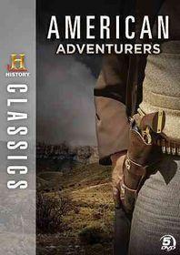History Classics:American Adventurers - (Region 1 Import DVD)