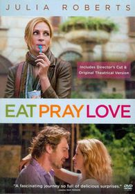 Eat Pray Love - (Region 1 Import DVD)