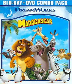 Madagascar - (Region A Import Blu-ray Disc)