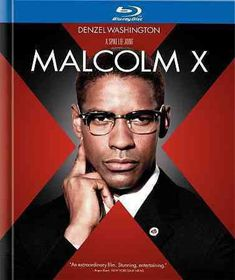 Malcolm X - (Region A Import Blu-ray Disc)