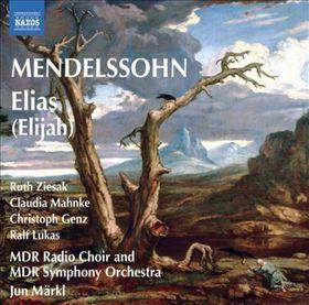 Mendelssohn: Elijah - Elijah (CD)