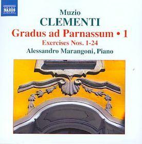 Clementi: Gradux Parnassum - Gradux Parnassum (CD)