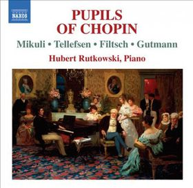 Piano Music By Pupils Of Chopin - Piano Music By Pupils Of Chopin (CD)
