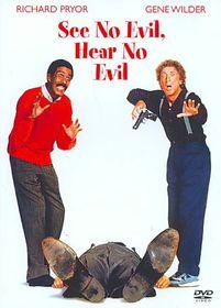 See No Evil Hear No Evil - (Region 1 Import DVD)
