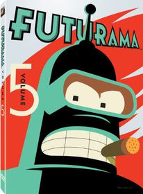 Futurama:Vol 5 - (Region 1 Import DVD)