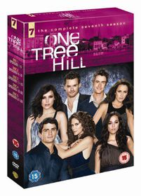 One Tree Hill - Season 7 - (Import DVD)