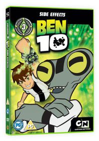 Ben 10 - Vol.3 - Side Effects - (Import DVD)