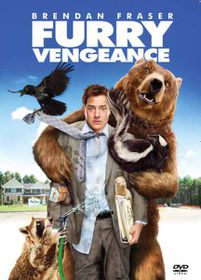 Furry Vengeance (2010) (DVD)