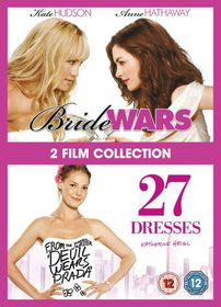 Bride Wars / 27 Dresses - (Import DVD)
