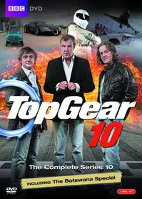 Top Gear - Series 10 - (Import DVD)