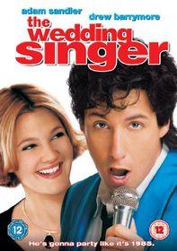 The Wedding Singer - (Import DVD)