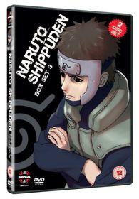 Naruto Shippuden - Box Set 3 (Episodes 27-39) - (Import DVD)