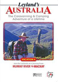 Leyland's Australia - Camping And Caravaning Vacation Vol.4 - (Import DVD)