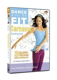 Dance and Be Fit - Carnaval Workout - (Import DVD)