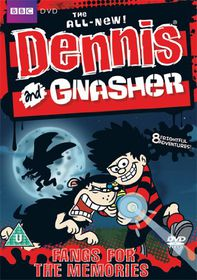 Dennis & Gnasher Fangs For The Memories - (Import DVD)