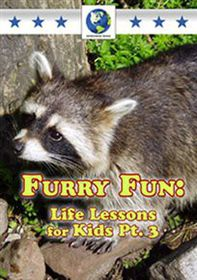 Furry Fun Life Lessons For Kids Vol.3 - (Import DVD)