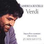 Andrea Bocelli - Verdi (CD)