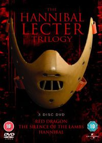 Hannibal Lecter Trilogy - (Import DVD)