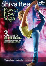 Shiva Rea:Power Flow Yoga - (Region 1 Import DVD)