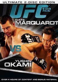 UFC 122 - (Region 1 Import DVD)