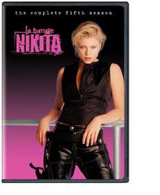 La Femme Nikita:Comp Fifth Season - (Region 1 Import DVD)