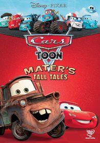 Cars Toon Mater's Tall Tales (DVD)