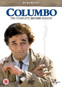 Columbo - Series 2 - (Import DVD)