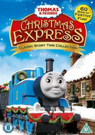 Thomas and Friends - Christmas Express - (Import DVD)