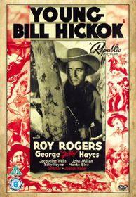 Young Bill Hickok (1940) - (Import DVD)