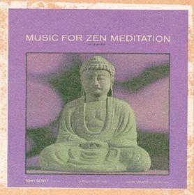 Tony Scott/Master Ed. - Music For Zen Meditation (CD)