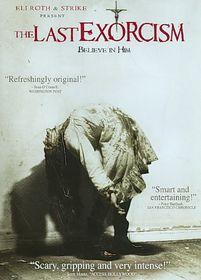 Last Exorcism - (Region 1 Import DVD)