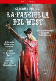 Puccini / Chorus Of De Nederlandse Opera / Rizzi - Fanciulla Del West (DVD)