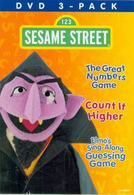 Guessing Game/Sing Along/Numbers Game - (Region 1 Import DVD)