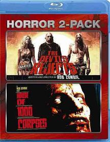 Devil's Rejects/House of 1000 Corpse - (Region A Import Blu-ray Disc)