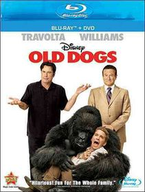 Old Dogs - (Region A Import Blu-ray Disc)