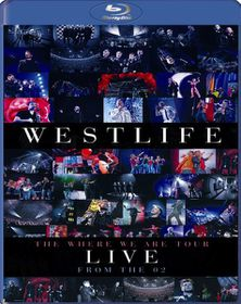 Where We Are Tour, The: Live at the O2 - (Australian Import Blu-ray Disc)
