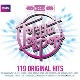 Original Hits - Top Of The Pops - Various Artists (CD)