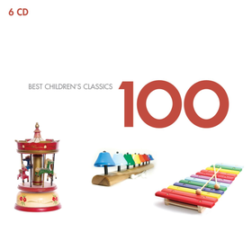 Children - 100 Best Children's Classics (CD)