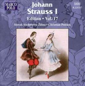 Strauss: Complete Works Vol 17 - Complete Works - Vol.17 (CD)
