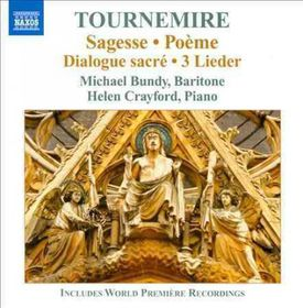 Tournemire: Songs - Songs (CD)