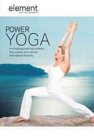 Element:Power Yoga - (Region 1 Import DVD)