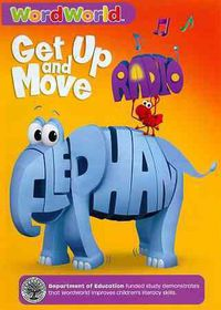 Wordworld:Get up and Move - (Region 1 Import DVD)