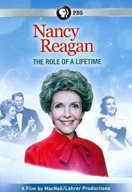 Nancy Reagan:Role of a Lifetime - (Region 1 Import DVD)