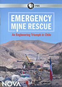 Nova:Emergency Mine Rescue - (Region 1 Import DVD)