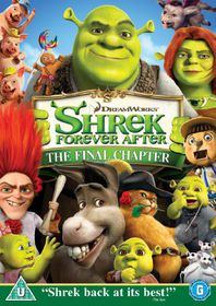 Shrek Forever After - (Import DVD)