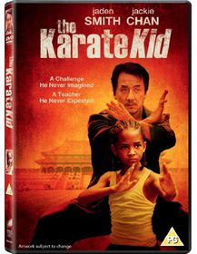 Karate Kid (2010) - (Import DVD)